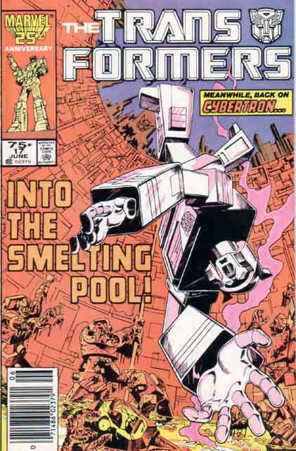 Transformers 17 - Return To Cybertron Part 1 - The Smelting Pool! Image