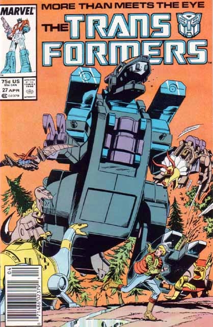 Transformers 27 - King of the Hill! Image