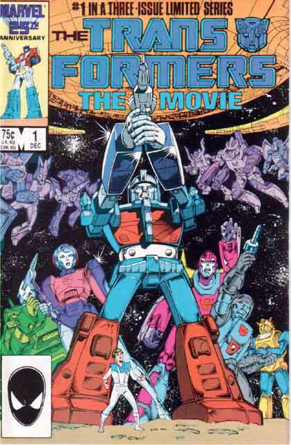 tftm1 Transformers The Movie 1 - The Planet-Eater!