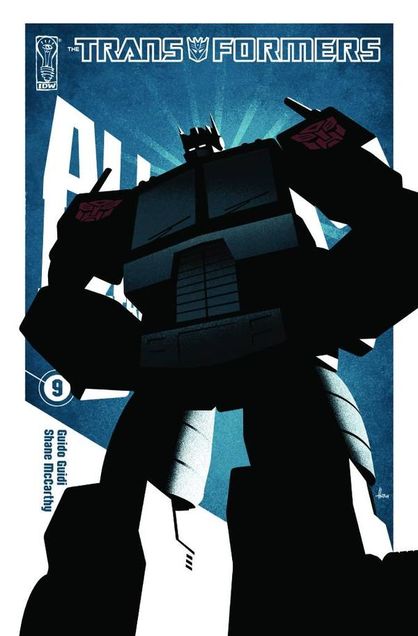 All Hail Megatron #9 Image
