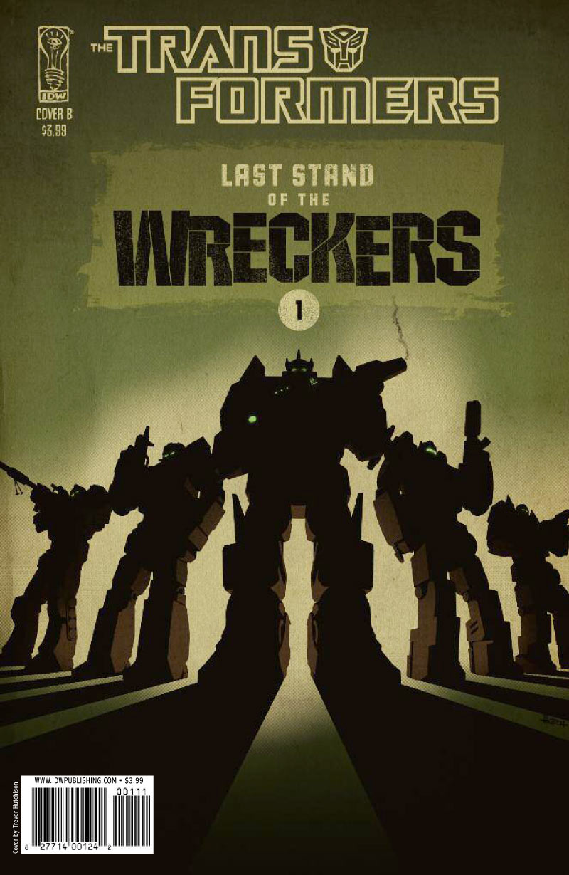 Last Stand of the Wreckers #1 Image