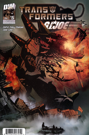 Transformers Vs GI Joe Volume 1 5 Image
