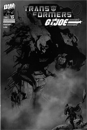 Transformers Vs GI Joe Volume 1 6 Image