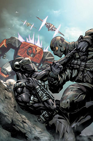 Transformers Vs GI Joe Volume 2 3 Image