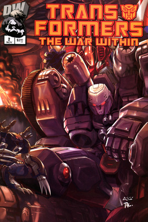 War Within Volume 1 2 Image