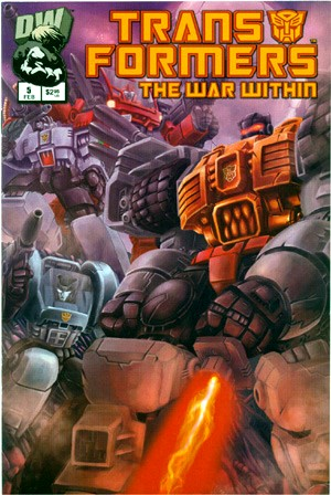 War Within Volume 1 5 Image