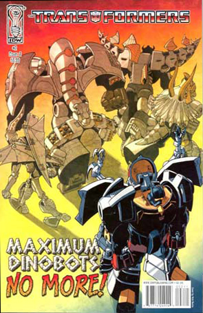 Maximum Dinobots #2 Image