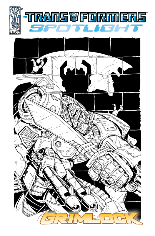 transformers-comic-spotlight-grimlock-cover-ri Spotlight - Grimlock
