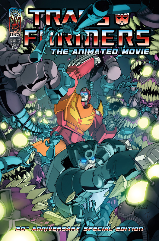 The Animated Movie #3 Image