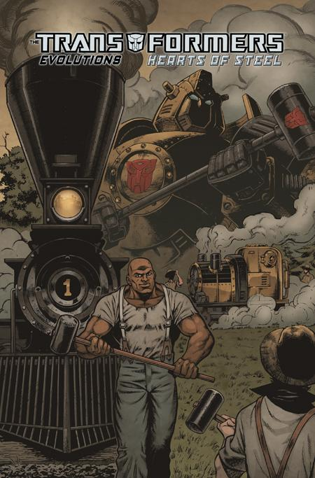 Hearts of Steel TPB Image
