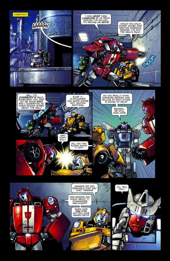 Transformers-Comics-Spotlight-Jazz-Page-1 Spotlight - Jazz