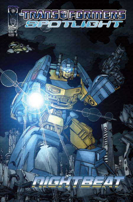 Spotlight - Nightbeat Image