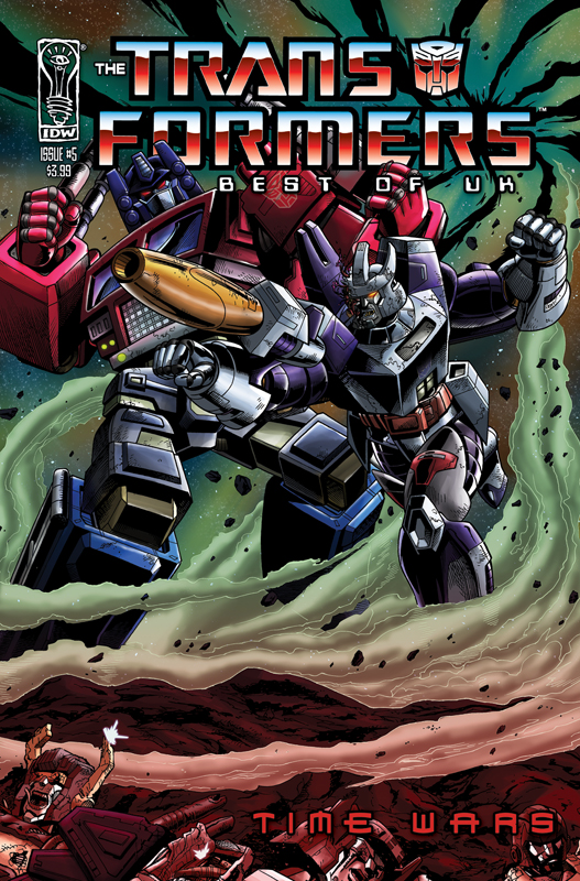 transformers-comics-best-of-uk-time-wars-issue-5-cover-a Best of UK - Time Wars #5