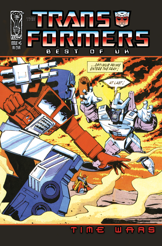 transformers-comics-best-of-uk-time-wars-issue-5-cover-ri Best of UK - Time Wars #5