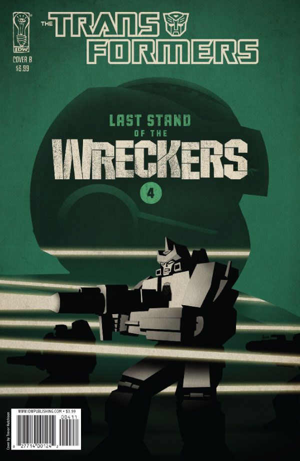 Last Stand of the Wreckers #4 Image