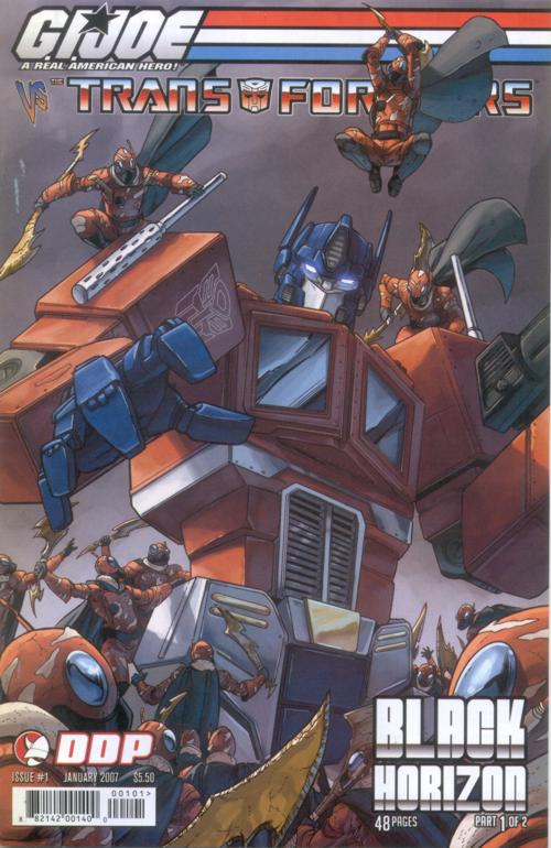 G.I. Joe Vs. Transformers V4 1 Image