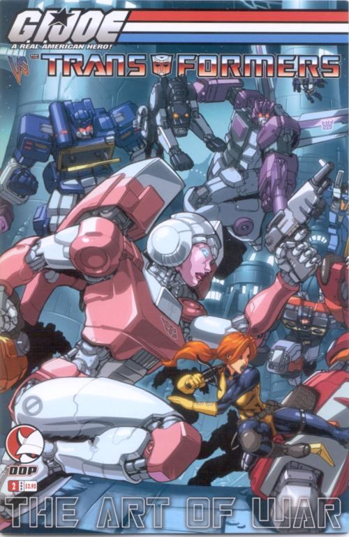 G.I. Joe Vs. Transformers V3 2 Image
