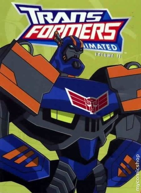 transformers-animated-digest-volume-11-cover Transformers Animated: Volume 11
