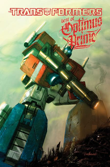 Best of Optimus Prime Image