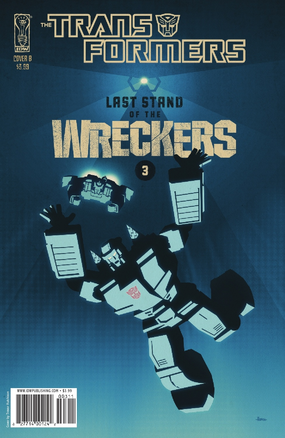 Last Stand of the Wreckers #3 Image