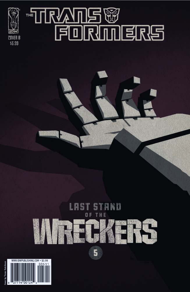 Last Stand of the Wreckers #5 Image