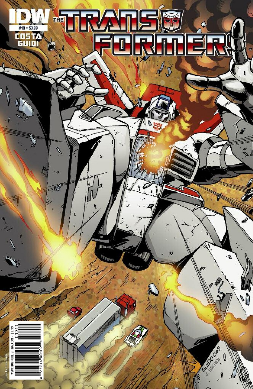 Transformers Ongoing #10 Image