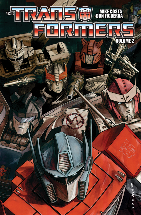 Transformers Ongoing TPB Volume 2: International Incident Image