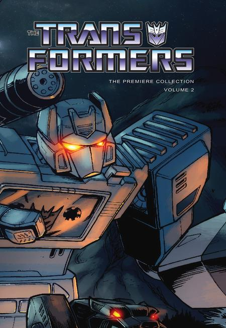 The Transformers: Premiere Edition Volume 2 Image