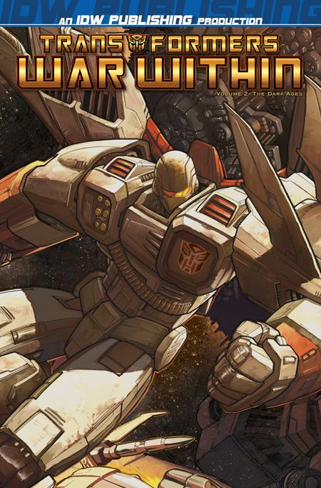 IDW Dreamwave The War Within Volume 2: The Dark Ages TPB Image
