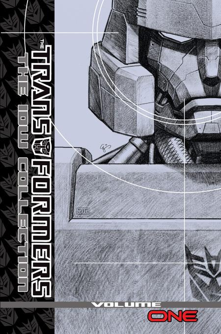 Transformers: The IDW Collection Volume 1 Image