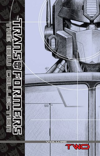 Transformers: The IDW Collection Volume 2 Image