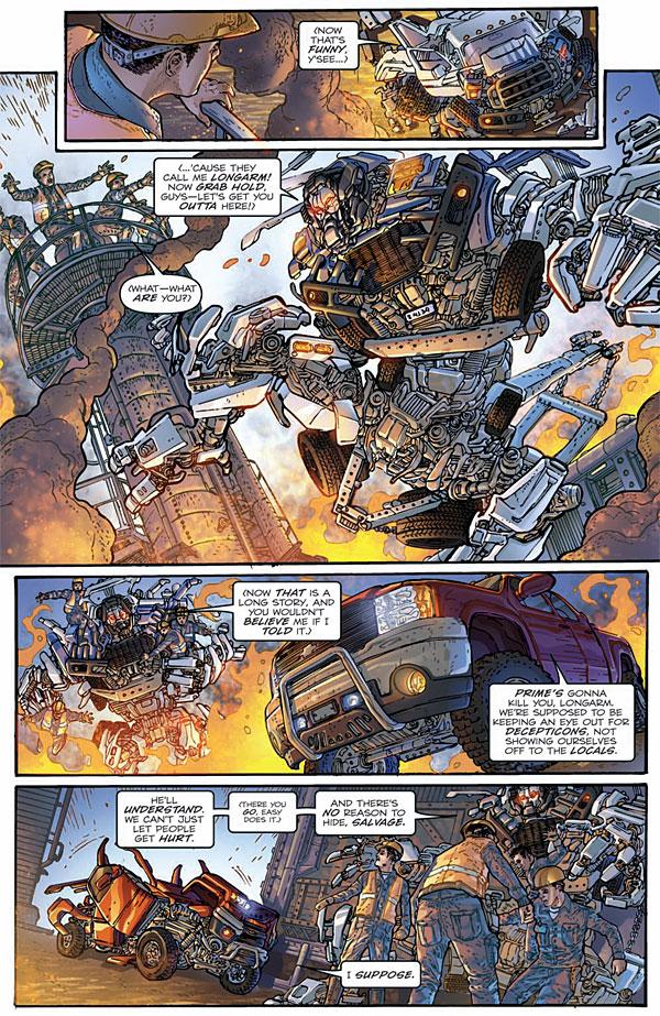 Drift #1 - Transformers Comics - TFW2005