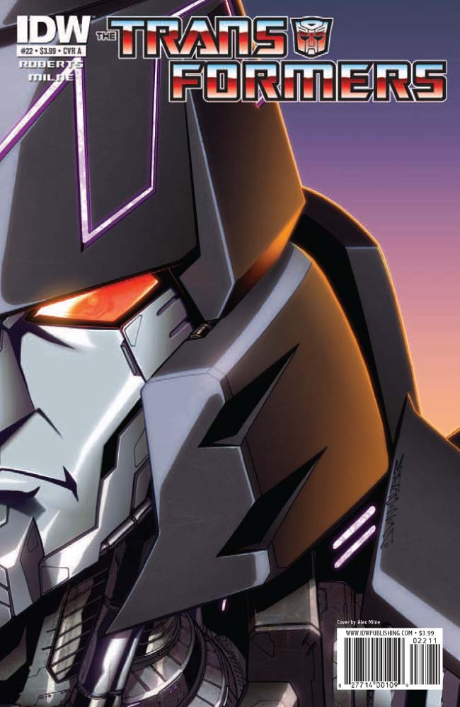 Transformers Ongoing #22 Image