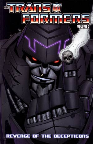 Transformers Ongoing TPB Volume 3: Revenge of the Decept. Image