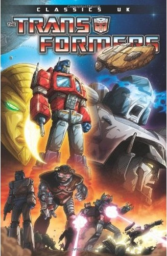 Transformers Classics UK Volume 1 Image