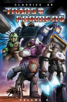 Transformers Classics UK Volume 2 Image
