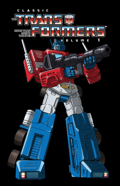 The Transformers Classics Volume 1 Image