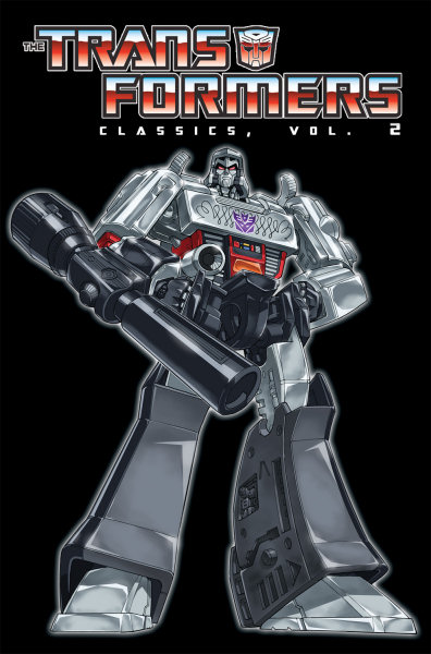 The Transformers Classics Volume 2 Image
