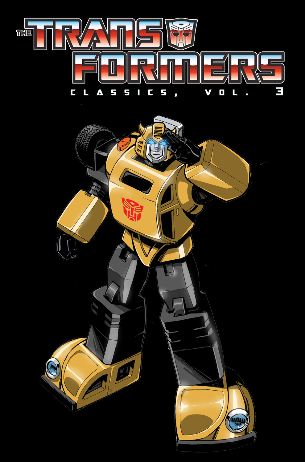 The Transformers Classics Volume 3 Image