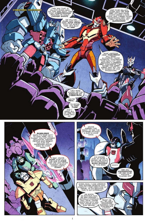 Transformers Deviations #1 - Read Transformers Deviations Issue #1 ...