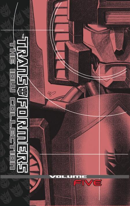 Transformers: The IDW Collection Volume 5 Image