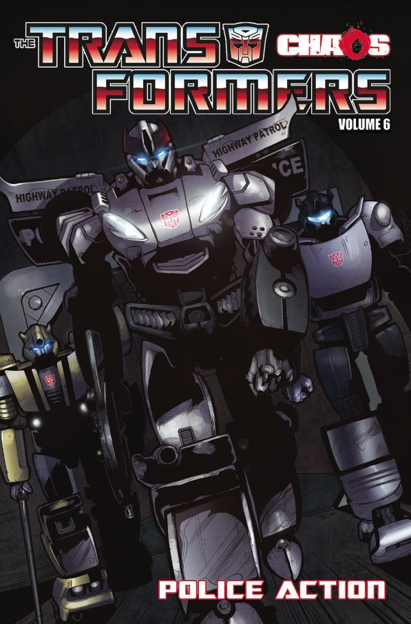 Transformers_Vol6 Transformers Ongoing TPB Volume 6: Police Action