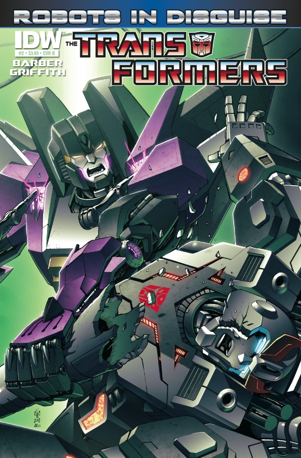 Transformers Robots in Disguise #2 Image