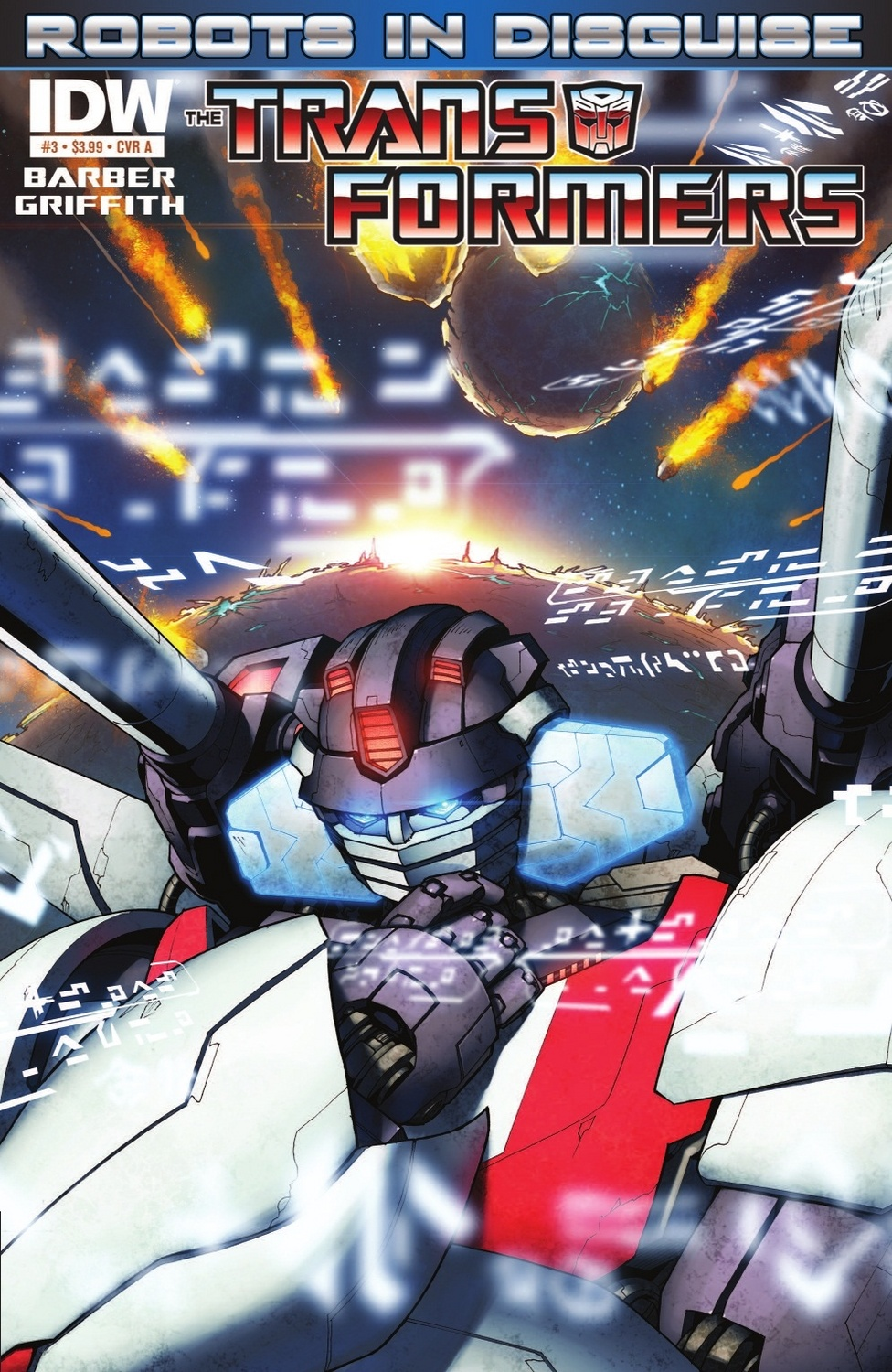 Transformers Robots in Disguise #3 Image