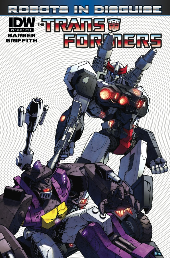 Transformers Robots in Disguise #4 Image
