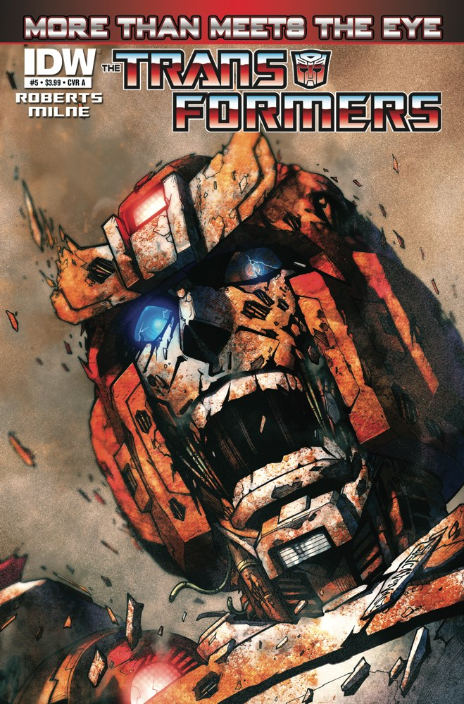 Transformers More Than Meets the Eye #5 Image