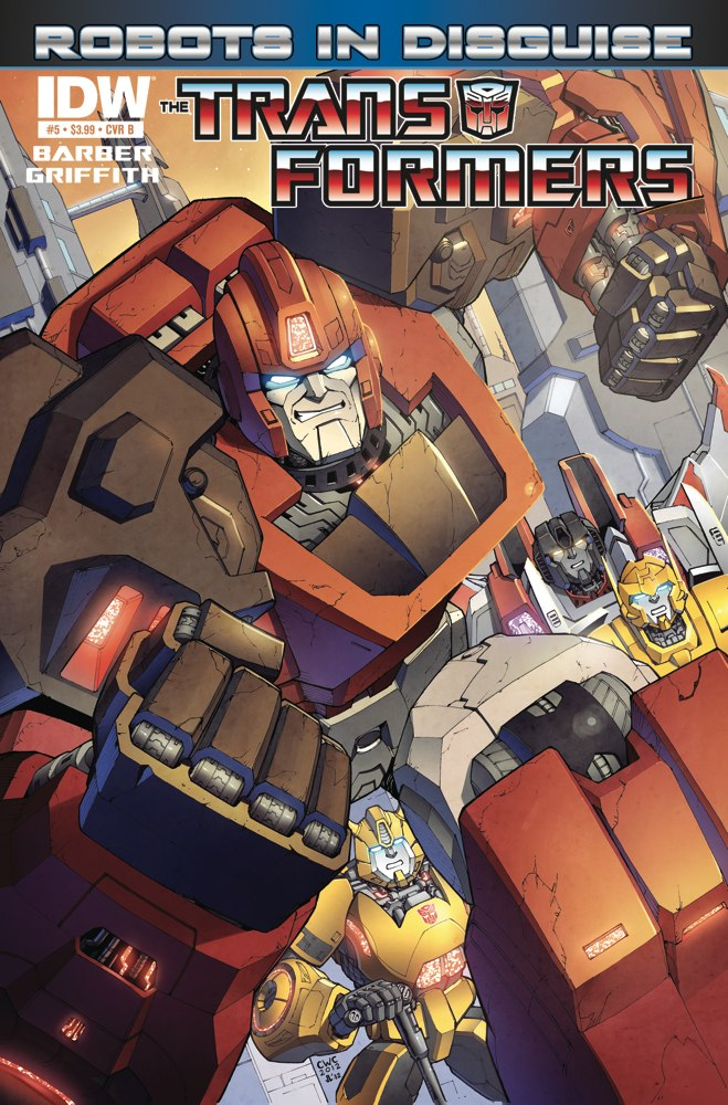 transformers-comics-robots-in-disguise-issue-5-cover-b Transformers Robots in Disguise #5