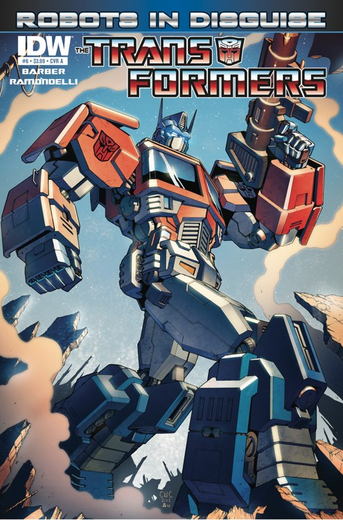 Transformers Robots in Disguise #6 Image