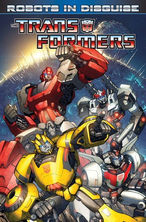 Transformers Robots in Disguise Volume 1 Image