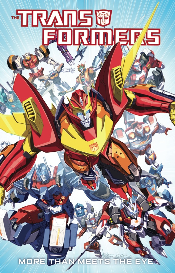 Transformers More Than Meets the Eye: Volume 1 Image